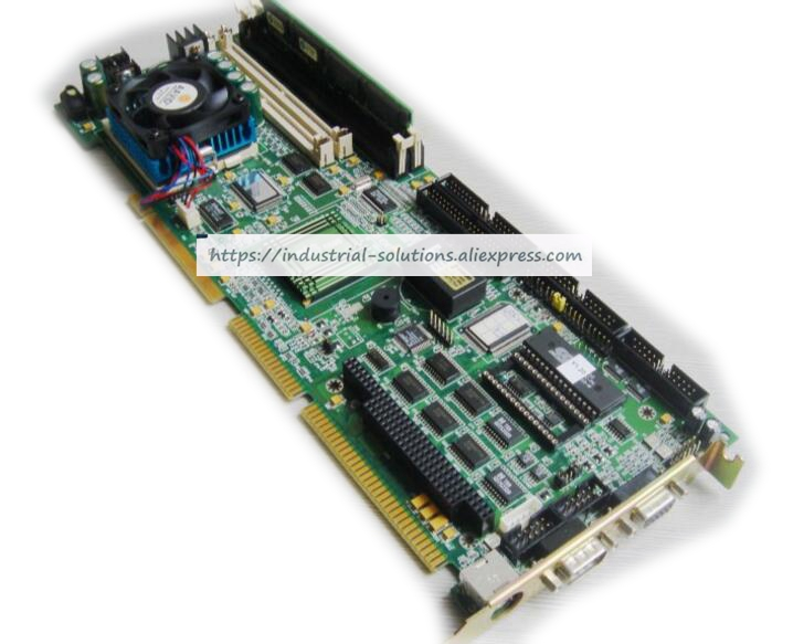 PCA-6155V REV.A1 PCA-6157 586 Integrated Board 100% tested perfect quality pca 6003 pca 6003ve a2 industrial motherboard tested good board with fan cpu and ram