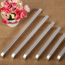 Simple Type Aluminum Handle for Furniture Drawer Handle Pulls Kitchen Cabinet Handle