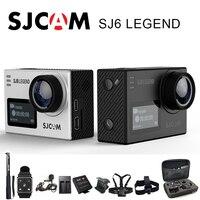 Оригинальный SJCAM SJ6 Легенда Спорт Действие Камера 4 К Wi Fi Спорт DV Notavek 96660 Ultra HD Водонепроницаемый 2,0 дюймов Сенсорный экран SJ Cam