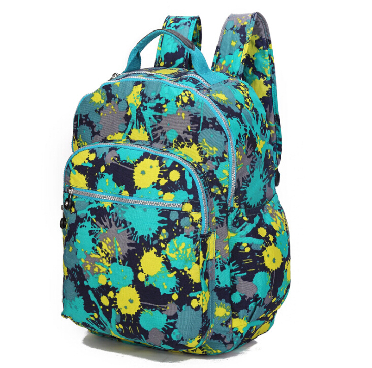 women School Backpack Teenager Girl Youth Mochilas Mujer Double Shoulder Bag Female Backpack Casual  Laptop Printing Bagpack texu floral canvas bag backpack school for teenager girl laptop bag printing backpack women backpack khaki