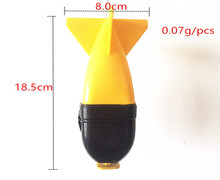 New Carp fishing bait rockets boilies container biat thrower sling shot pit orgain innovative system for fish feeding