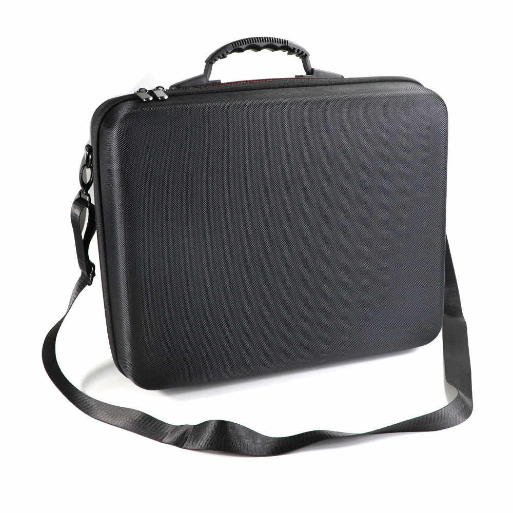 Новейший eva жесткая сумка защитный чехол сумка для наушников чехол для Oculus Quest виртуальной реальности Системы и контроллер аксессуары
