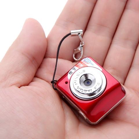 X3 Portable Ultra Mini HD High Denifition Digital Camera Camcorder Mini DV Support 32GB TF Card Mini Camcorder with Mic Pakistan