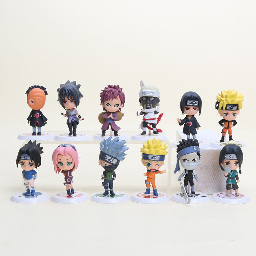 ④ Discount for cheap naruto sets q version and get free