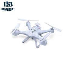 New 2MP Camera 5.8G 4CH 6Axis Gyro Headless X163 FPV Remote Control RC Quadcopter Drone with HD 2MP Camera RFT Helicopter