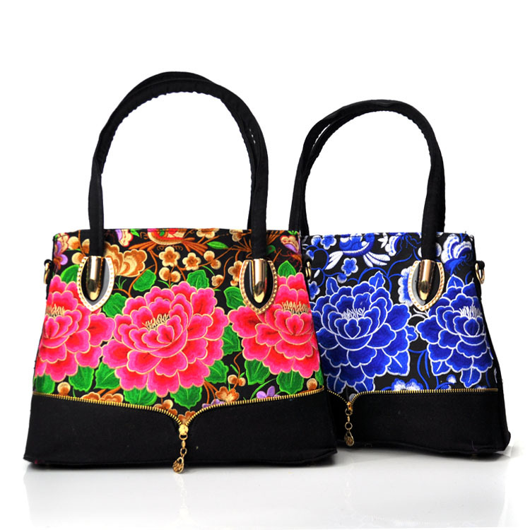ФОТО Fashion Ethnic package Messenger Bags women's handbag crossbody shoulder Totes designer handbags high quality Hand embroidery