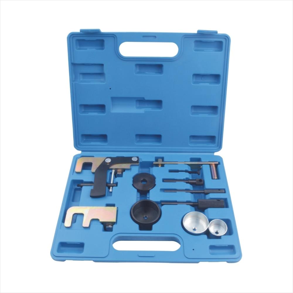 ФОТО Diesel Engine Camshaft Timing Locking Tools Kit For Vauxhall Renault Nissan