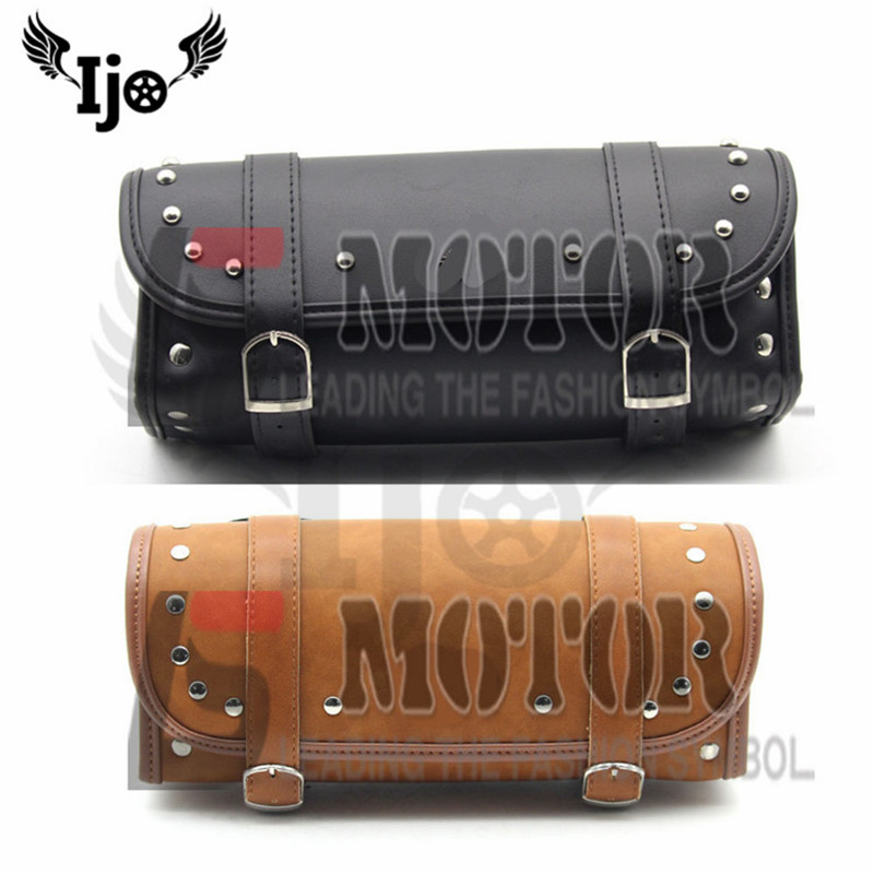 alforjas para moto saddle bag for Vespa harley softail mochila moto tank bag sacoche moto sportster bauletto moto motorcycle bag