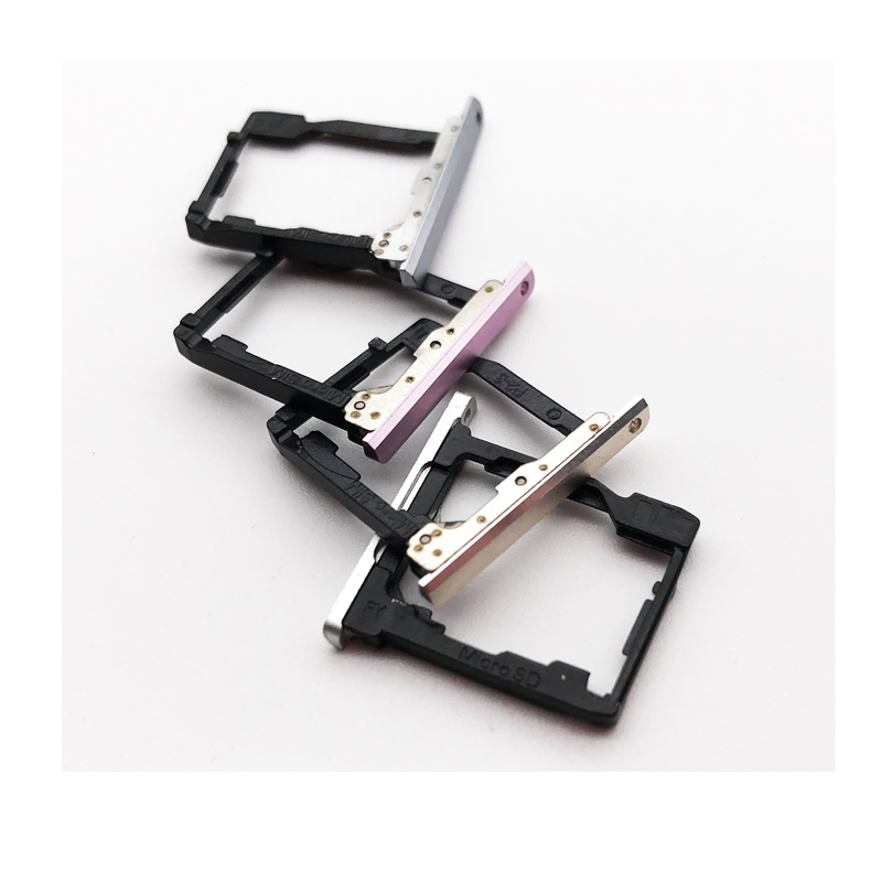 For ZTE Blade V6 / Blade X7 / Blade D6 SIM Card Tray Slot Holder Repair Parts