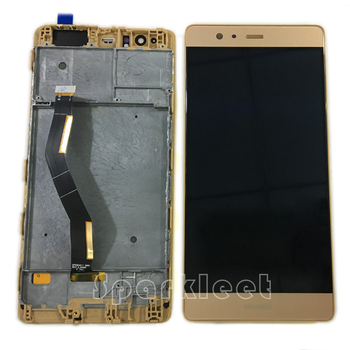 LCD Screen For Huawei P9 Plus VIE-L09 VIE-L29 LCD Display+Touch Screen Digitizer Assembly With Frame Replacement Parts