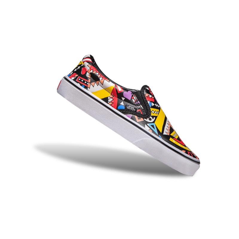 Vans Classics Old Skool Skateboarding Girl s Sneakers Colour Low Top  Athletic For Women s FS053 35 39-in Skateboarding from Sports    Entertainment on ... 0c648e82e8fd