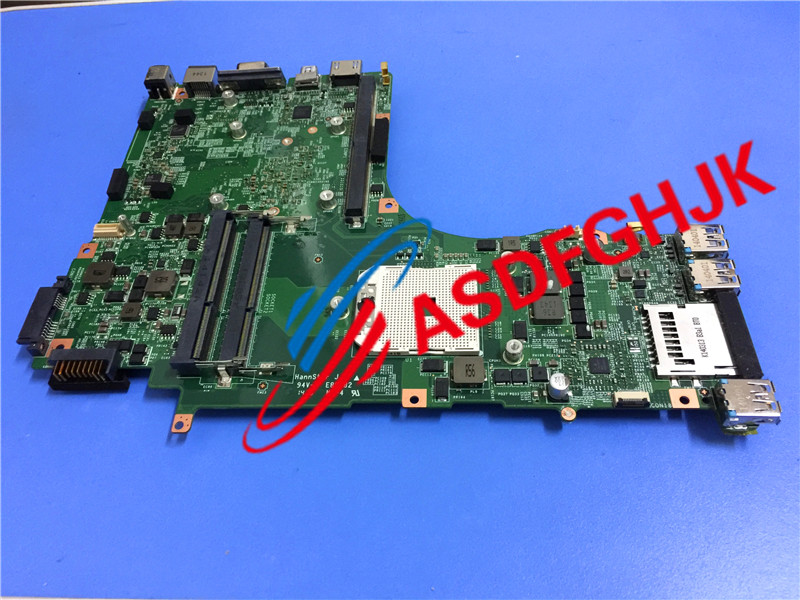 Original stock for MSI Gx70 Motherboard Ms-176k  Ms-176k1 Ver 1.0 100% Test OK msi original zh77a g43 motherboard ddr3 lga 1155 for i3 i5 i7 cpu 32gb usb3 0 sata3 h77 motherboard