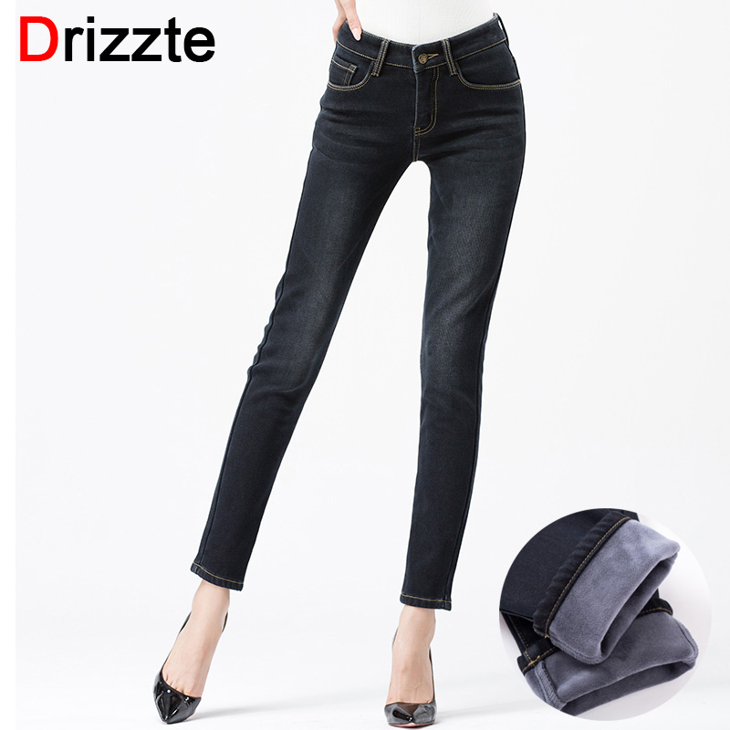 Compare Prices on Flannel Skinny Jeans- Online Shopping/Buy Low ...