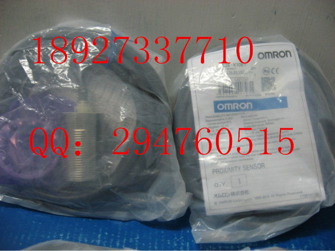 [ZOB] Supply new original authentic guarantee OMRON Omron proximity switch E2E-X10E1 2M new original proximity switch im12 04bns zw1