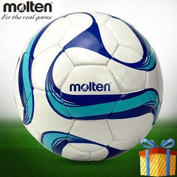 Molten football futbol soccer ball ballon size 5 goal topu 2018 team calcio training fussball pelotas voetbal bola de futebol soccer balls size 4