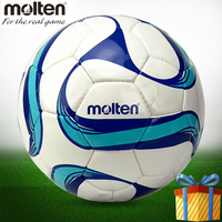 Molten football F5F1700 soccer ball size 5 PU material professional calcio training fussball pelotas voetbal bola de futebol