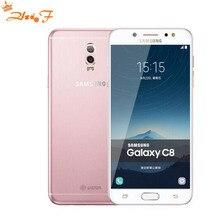 Samsung Galaxy C8 (SM-C7100) Super AMOLED FHD 3G/32gb 16MP Front Camera dual sim
