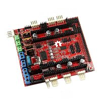 RAMPS FD Shield 3D Printer Reprap Control Board 32bit CortexM3 ARM Ramps1 4 Improved Version