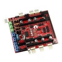 RAMPS FD Shield 3D Printer Reprap Control Board 32bit CortexM3 ARM Ramps1 4 Improved Version