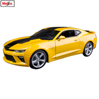 Maisto 1:18 Chevrolet car series manufacturer authorized simulation alloy car model crafts decoration collection toy tools