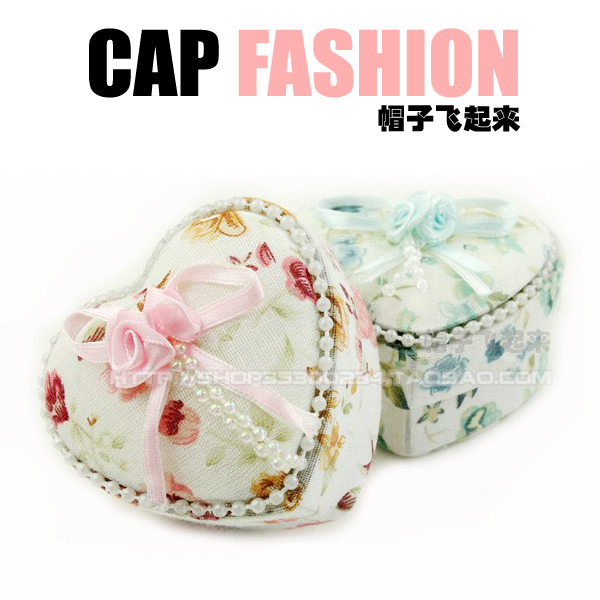Packaging jewelry box packaging box