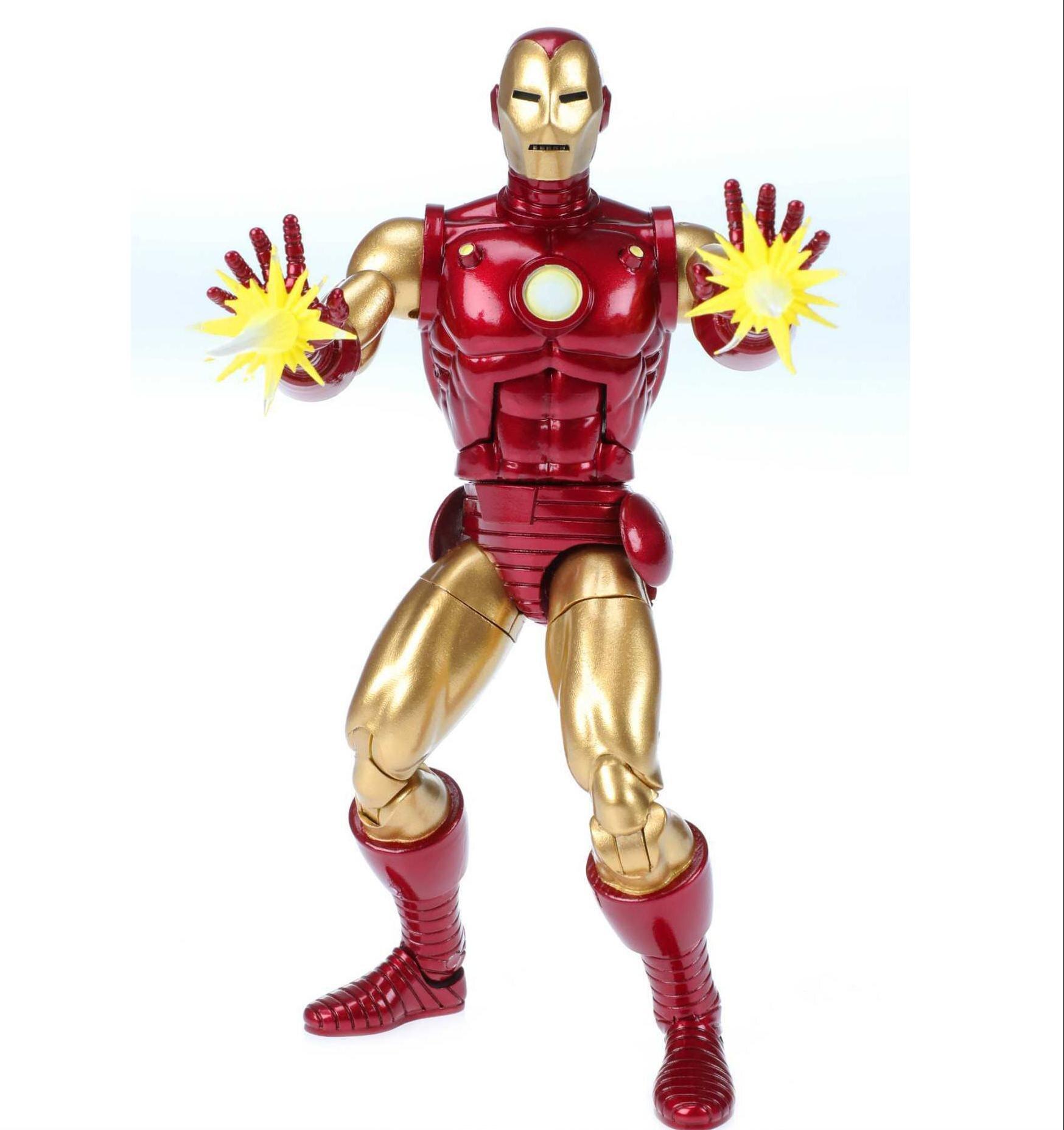 [Предпродажа] 6 ''фигурку Marvel legends комиксов версия Железный человек издание бесплатная доставка