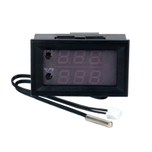 LED Digital Temperature Controller ZFX-W2062 Thermoregulator thermostat With Heater And Cooler