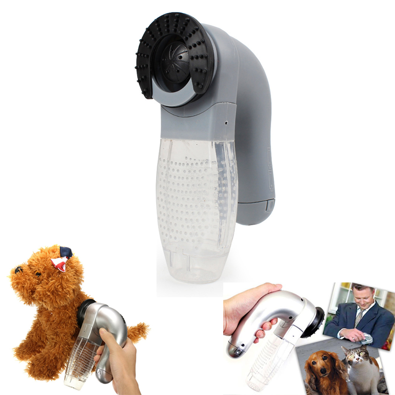 electric pet vacuum cleaner dog fur hair remover shedding hair vacuum trimmer machine beauty. Black Bedroom Furniture Sets. Home Design Ideas
