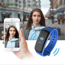 Smart Watch Sports Fitness Activity Heart Rate Tracker Blood Pressure Bracelet Band Waterproof Smartband