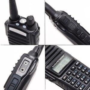 Image 3 - Baofeng UV 82 Plus Tri power 1W/4W/8W Powerful Walkie Talkie 10km Long Range Dual PTT Dual Band Two Way Radio BF UV82  UV 82