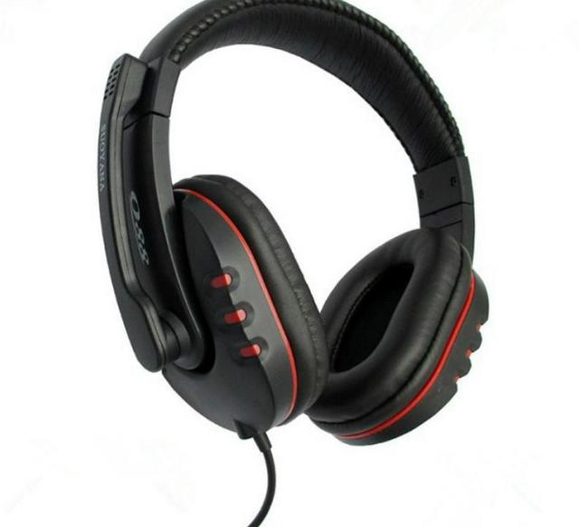 F11230 Suoyana S-Q88 Stereo Earphone Headband Headset With Microphone For Computer Gamer