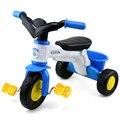 2017 Bienes Niños Eléctrico Triciclo de Niños de Preescolar Música Moto De Tres Ruedas Andador Cochecito Bicicleta Eléctrica Paseo En El Juguete
