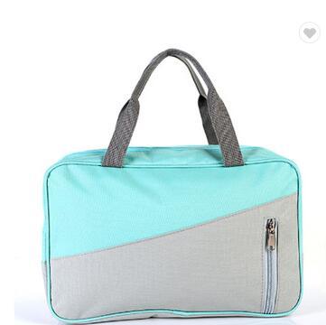Hanging Travel Custom Men Toiletry Bag