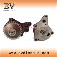 Apto para 3tne84 yanmar 3D84 3TNV84 bomba de óleo para a máquina escavadora e utilização de empilhadeira|pump for|pump pump|pump for oil -