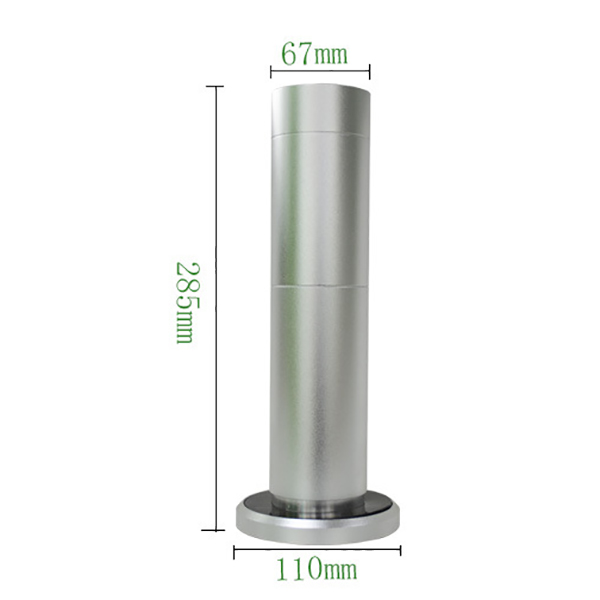 300 Cubic Meter Office Aroma Essential Oil Diffuser Ultrasonic Air Purifier Timer Function Scent Unit Essential Oil Aroma Diff - 2