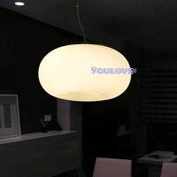 Luzes Lustres Luminária moderna Doce Donut Home Indoor Iluminação Restaurante Quarto Sala de Jantar Foyer Cafés Shopr Droplights