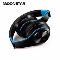 High Quality Bluetooth Headphone Portable Bluetooth Headset Casque Bluetooth Sans Fil Sport Earphone With Mic For