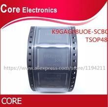100pcs/lot K9GAG08U0E K9GAG08UOE SCBO K9GAG08U0E SCB0 TSOP IC Best quality