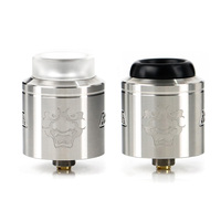 100% оригинал Geekvape Tengu RDA распылитель электронной сигареты вейп танк с 810 мундштук типа дрип-Дип fit aegis solo Vape коробка мод vs DROP RDA распылитель