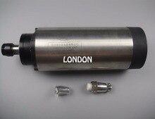 ER16 диаметр 80 мм 220 В air cooling 1.5KW шпиндель с 4 шт. для станков с ЧПУ