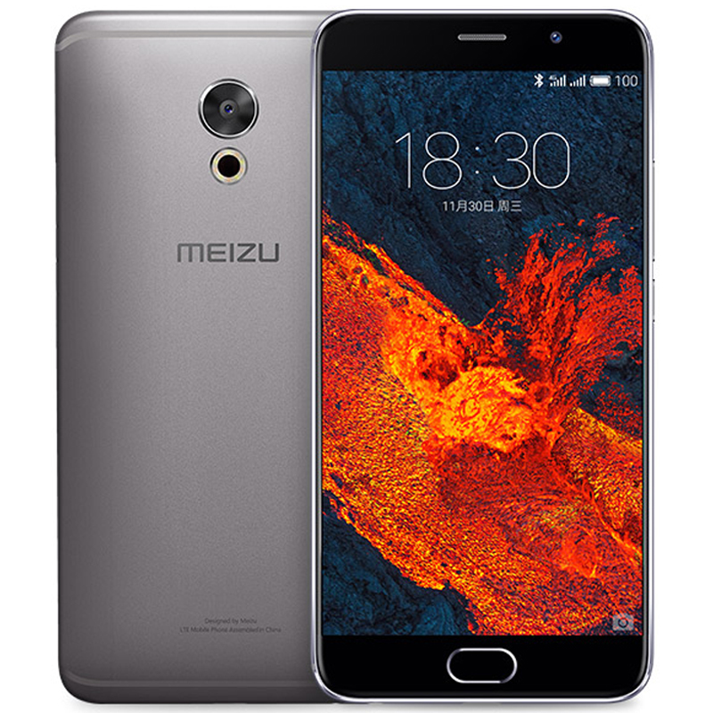 Original Meizu PRO 6 PLUS 4G LTE 5.7 inch 2K screen Octa core Exynos 8890 4GB 64GB128GB 12MP camera mTouch mobile phone
