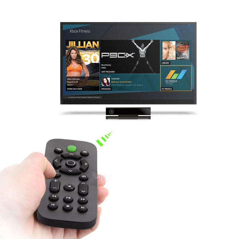 Medium Multifunctional Remote for XBOX One Remote Controller for XBOX ONE Wireless Media Remote