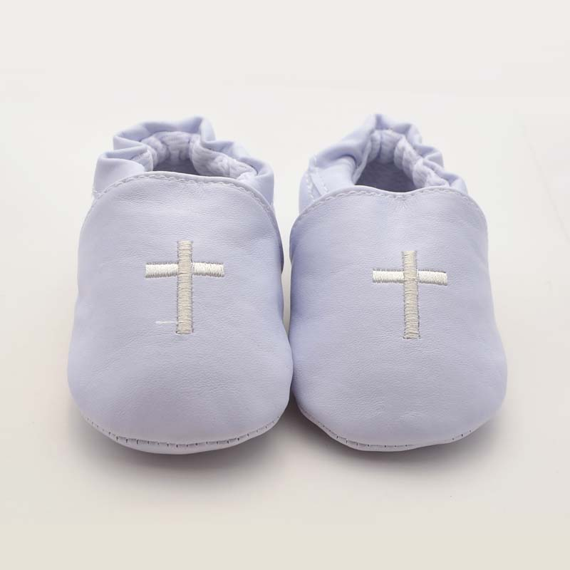 Christening Shoes Cute Baby  Girls Shoes For 0-13 Months Handmade High Quality Babies Shoes Factory Price Wholesale Girls Shoes