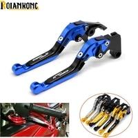 For HONDA CBR1100XX CBR 1100XX 2000 2007/ BLACKBIRD 1997 1999 Motorcycle folding extendable Brake Clutch Levers