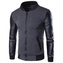 Männer Hoodies Patchwork Sleeve Fashion Hoodies Männer Jacke Mantel Marke Sweatshirt Casual Anzug Pullover Trainingsanzüge Masculino
