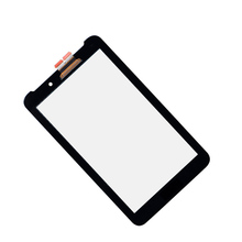 Черный для Asus Fonepad 7 ME170 FE170CG me170cg K012 k017 дигитайзер сенсорный экран панель Сенсорное Стекло Замена