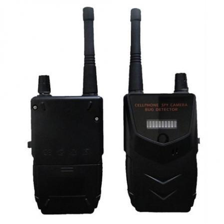Professional Cell phone Buster Mobile Phone Detector Cell Phone Locator B-U-G Detector Wireless Camera Detector