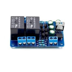 Image 3 - Защитная плата для динамика, компонент аудиоусилителя, DIY задержка загрузки DC Protect DIY Kit для стереоусилителя, двойной