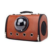 Portable Pet Shoulder Carrier Soft Sided Cat Dog Comfort Travel Tote Bag Travel