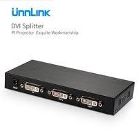 Unnlink DVI Split 1 2 1 4 1 8 1 16 DVI D Video DVI Adaptor